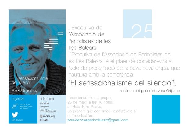 INVITACION AsociacioÌ__n Periodistas Islas Baleares2