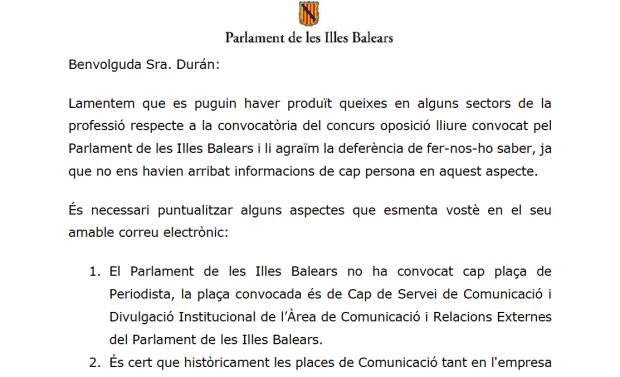 Parlament APIB